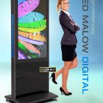 Malow Digital – totemy reklamowe