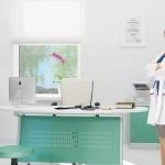 Jak funkcjonalnie i elegancko urządzić gabinet lekarski?