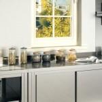 Metal w aranżacji wnętrz: kuchnia