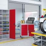 Meble metalowe – idealne dla każdego garażu