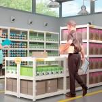 Wyposażenie hal produkcyjnych i magazynowych – po pierwsze meble metalowe