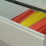Niezbędne w każdym biurze – SZAFKI KARTOTEKOWE (o głębokości 435 mm)  (część II)