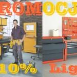 PROMOCJA stołów Techno Expert i Light
