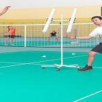 Wyposażenie do badmintona