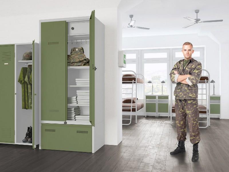 Szafy-wojskowe