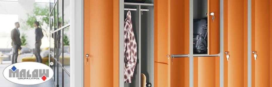Szafy z drzwiami zaoblonymi