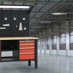 Meble warsztatowe Techno Light – rozbudowa